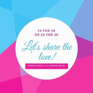 Other - SHARE FOR SHARE!!!